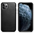 iPhone 11 Pro Slim Leather-coated Case