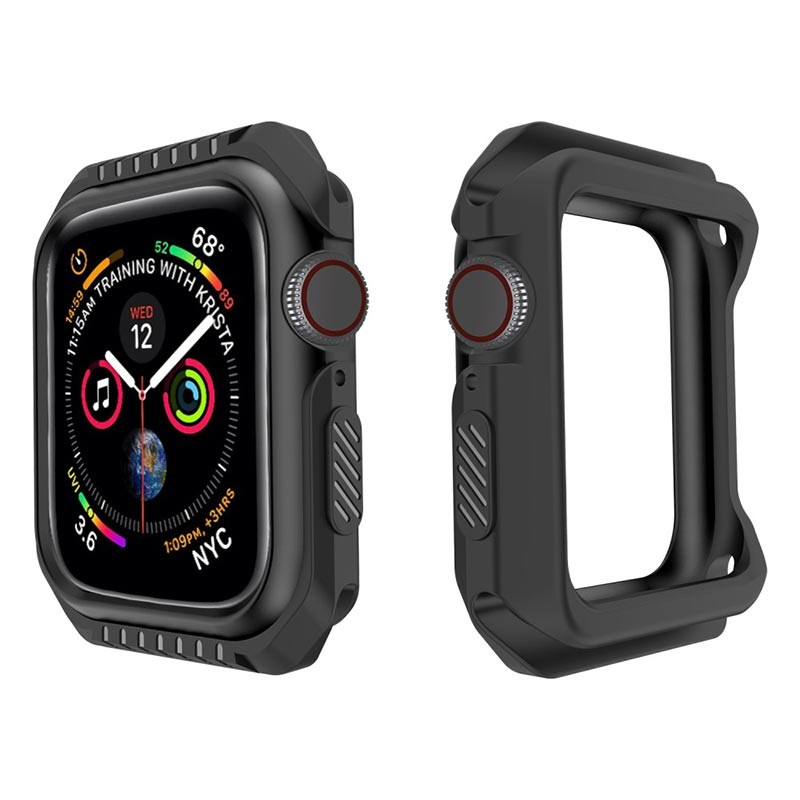 low priced 5ce65 3cf35 Apple Watch Series 4 Silicone Case - 44mm