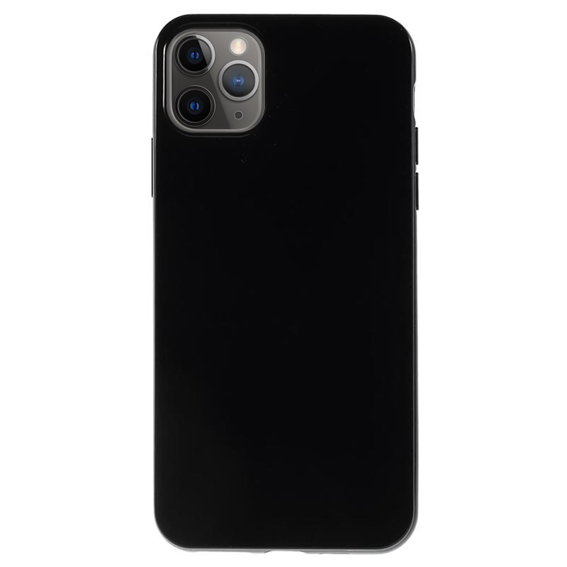 iPhone 11 Pro Max Solid Color TPU Case