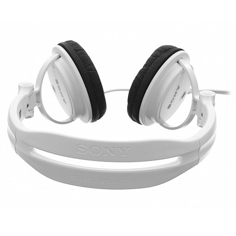 how to clean white sony headphones