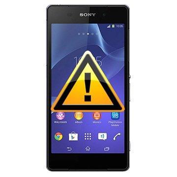 big sale 8d8ad 46dee Sony Xperia Z2 SIM Card Reader Repair