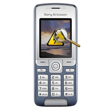 sony ericsson k310i diagnosis rh mytrendyphone eu Maintenance Manual Manual Book