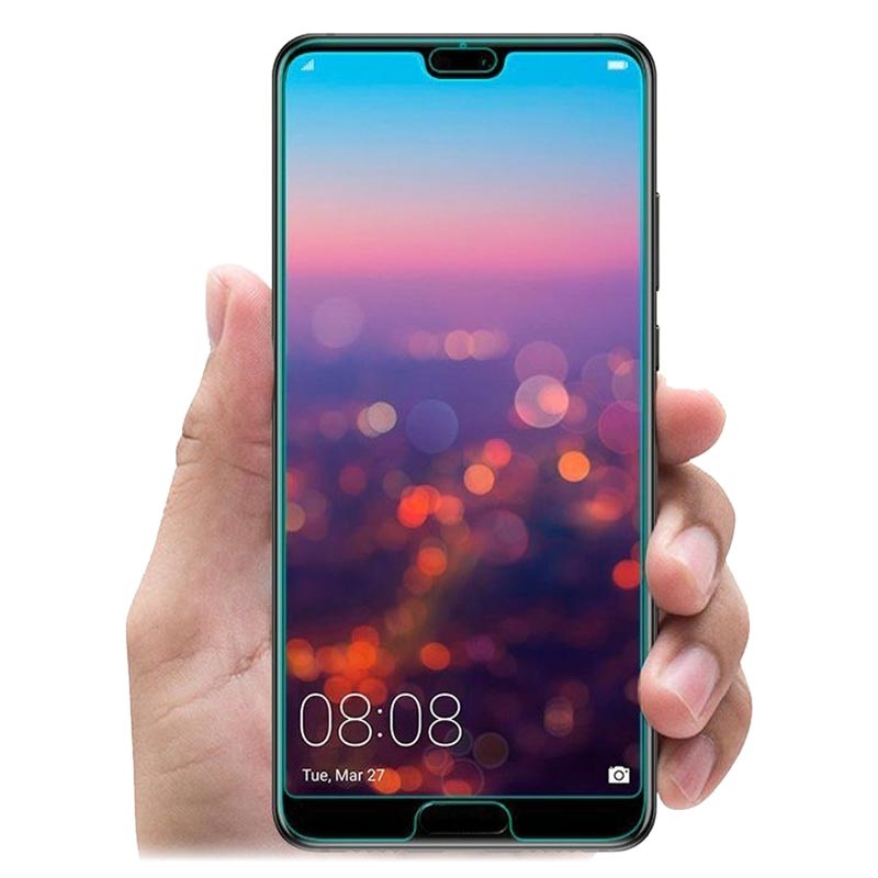 on sale 57737 53ca3 Spigen Glas.tR Slim Huawei P20 Pro Screen Protector - Black