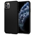 Spigen Liquid Air iPhone 11 Pro Max TPU Case - Black