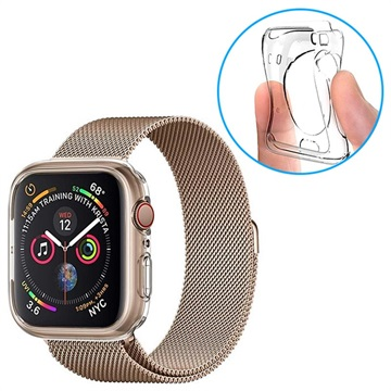 the best attitude fc3fe 2eda0 Spigen Liquid Crystal Apple Watch Series 4 TPU Case - 40mm
