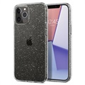 Spigen Liquid Crystal Glitter iPhone 12/12 Pro Case - Transparent