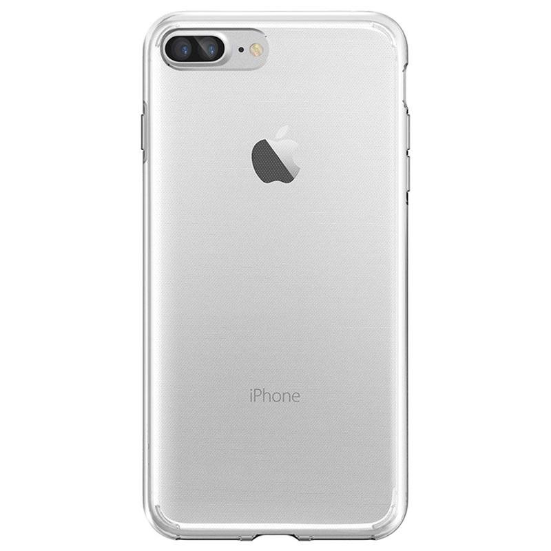 iphone 8 plus case spigen liquid crystal
