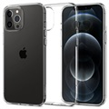 Spigen Liquid Crystal iPhone 12 Pro Max TPU Case - Transparent