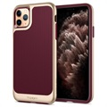 Spigen Neo Hybrid iPhone 11 Pro Max Case - Burgundy