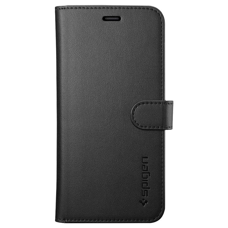 separation shoes 6a793 a6847 Spigen S Samsung Galaxy A6 (2018) Wallet Case - Black