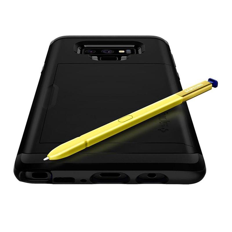 new concept 50412 a1183 Samsung Galaxy Note9 Spigen Slim Armor CS Case