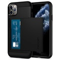 Spigen Slim Armor CS iPhone 11 Pro Max Case - Black
