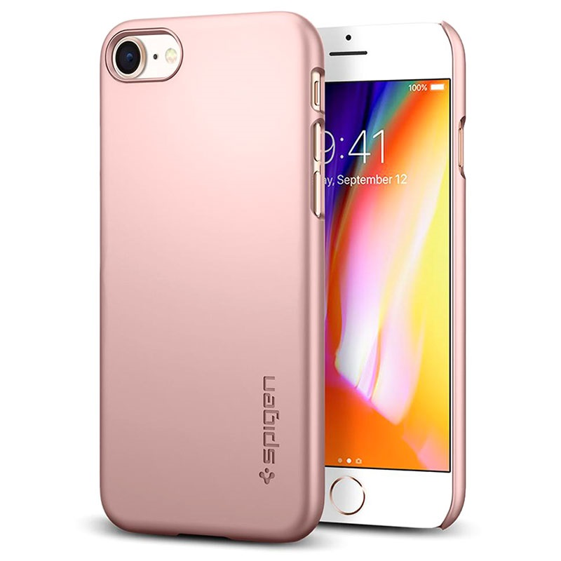 official photos 53fed 1b925 Spigen Thin Fit iPhone 7 / iPhone 8 Case
