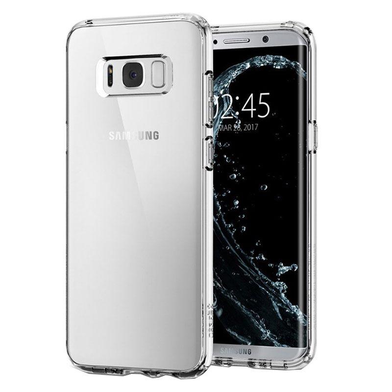 official photos 540c7 a3052 Samsung Galaxy S8 Spigen Ultra Hybrid Case