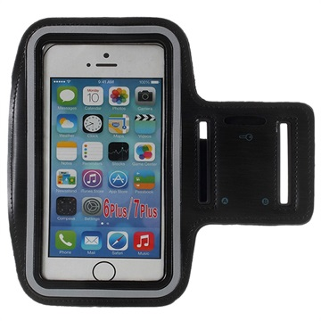 best loved 9e884 97a20 Sports Armband - iPhone 6 Plus / 6S Plus / 7 Plus / 8 Plus