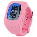 Sports Smartwatch with GPS for Kids Q50 - Pink
