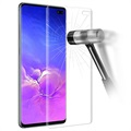 Star-Case Fullcover 3D Shock Samsung Galaxy S10 Screen Protector - 9H