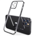 Sulada Plating Frame iPhone 12 Pro Max TPU Case