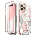 Supcase Cosmo iPhone 12/12 Pro Hybrid Case - Marble