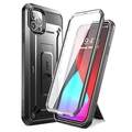 Supcase Unicorn Beetle Pro iPhone 12/12 Pro Hybrid Case - Black