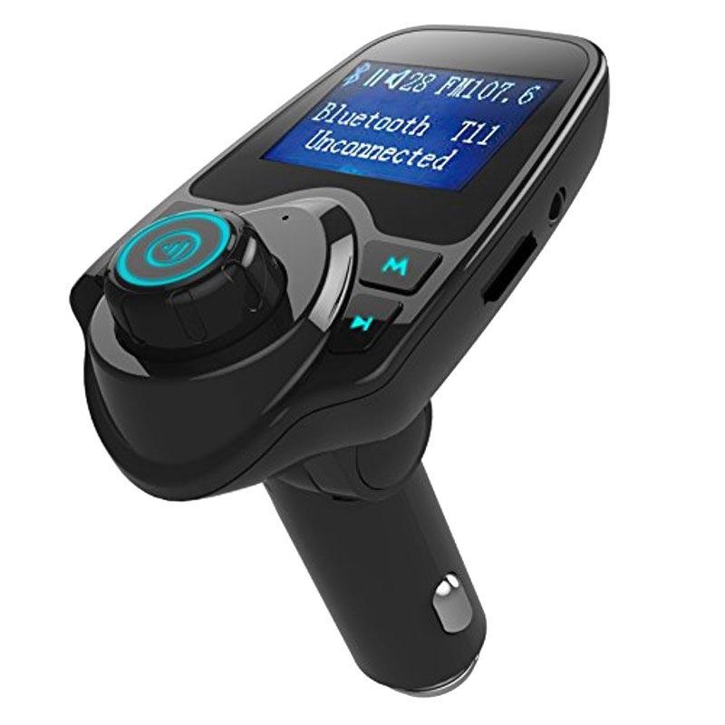 t11 bluetooth fm transmitter car charger. Black Bedroom Furniture Sets. Home Design Ideas
