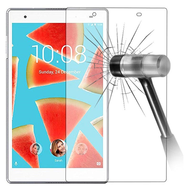"""Tempered Glass Screen Protector Cover For Lenovo Tab 4 8/"""""""