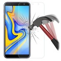 Samsung Galaxy J6+ Tempered Glass Screen Protector - 9H, 0,3mm