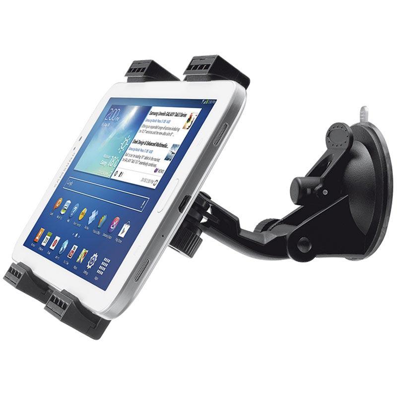 trust urban universal tablet car holder 7 11 black. Black Bedroom Furniture Sets. Home Design Ideas