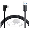 High Speed USB Type-C PC VR Link Cable - Oculus Quest, Quest 2 - 5m