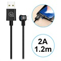 Usams US-SJ254 U13 Right-Angle Smart Power Off Lightning Cable