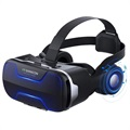 "Shinecon G02ED Anti-Blue Ray VR Headset with ANC - 4.7""-6"" - Black"