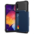 VRS Damda Glide Samsung Galaxy A50 Cover with Cardholder