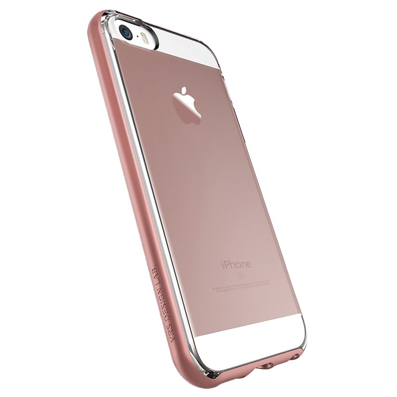 rose gold iphone 5s iphone 5 5s se vrs design bumper series 16036