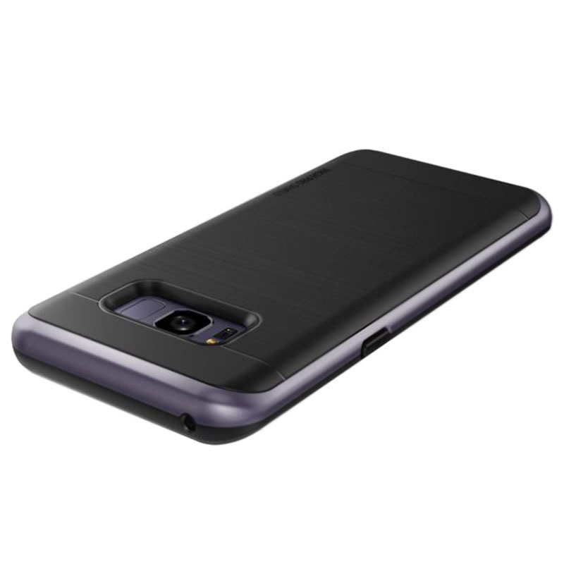 samsung s8 orchid grey case
