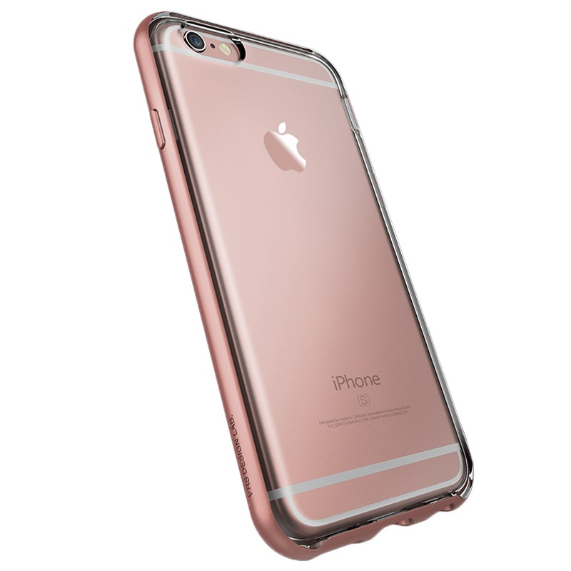 Iphone 6 6s Vrs Design New Crystal Bumper Series Case