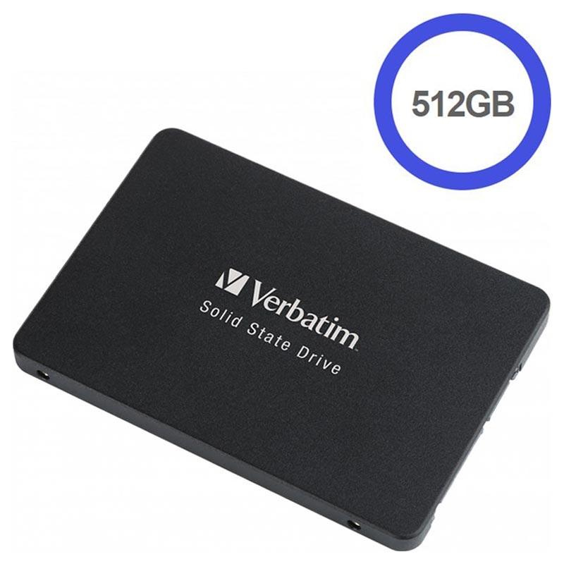 Verbatim Vi550 S3 SATA III SSD - 2 5