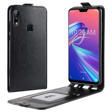 sale retailer 83742 30232 Asus Zenfone Max Pro (M2) ZB631KL Vertical Flip Case