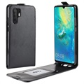 Huawei P30 Pro Vertical Flip Case with Card Slot