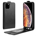 iPhone 11 Pro Max Vertical Flip Case with Card Slot