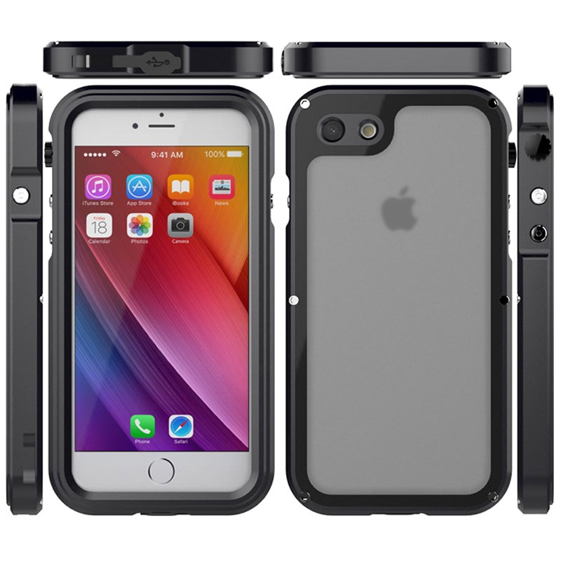 timeless design 34469 0889b Viking Drop-proof iPhone 7 / iPhone 8 Waterproof Case