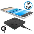 Vinsic VSCW109 Qi Wireless Charger - 6W - Black