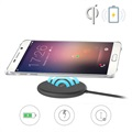 Vinsic VSCW114 Ultra-Thin Qi Wireless Charger - 5W - Black