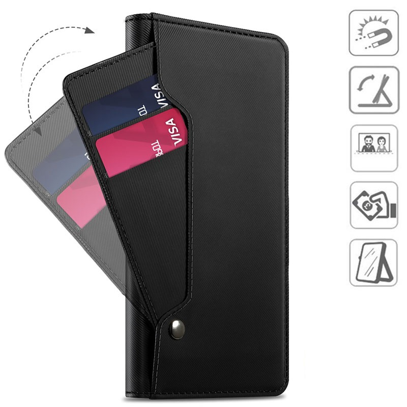 check out 604b4 8e53d Google Pixel 3 Wallet Case with Card Holder