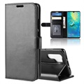 Huawei P30 Pro Wallet Case with Stand Feature