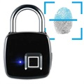 Water Resistant Keyless Smart Fingerprint Padlock
