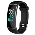 Waterproof Bluetooth Fitness Activity Tracker KH20 - Black