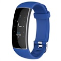 Waterproof Bluetooth Fitness Activity Tracker KH20 - Blue