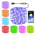 Waterproof Bluetooth LED String Fairy Lights