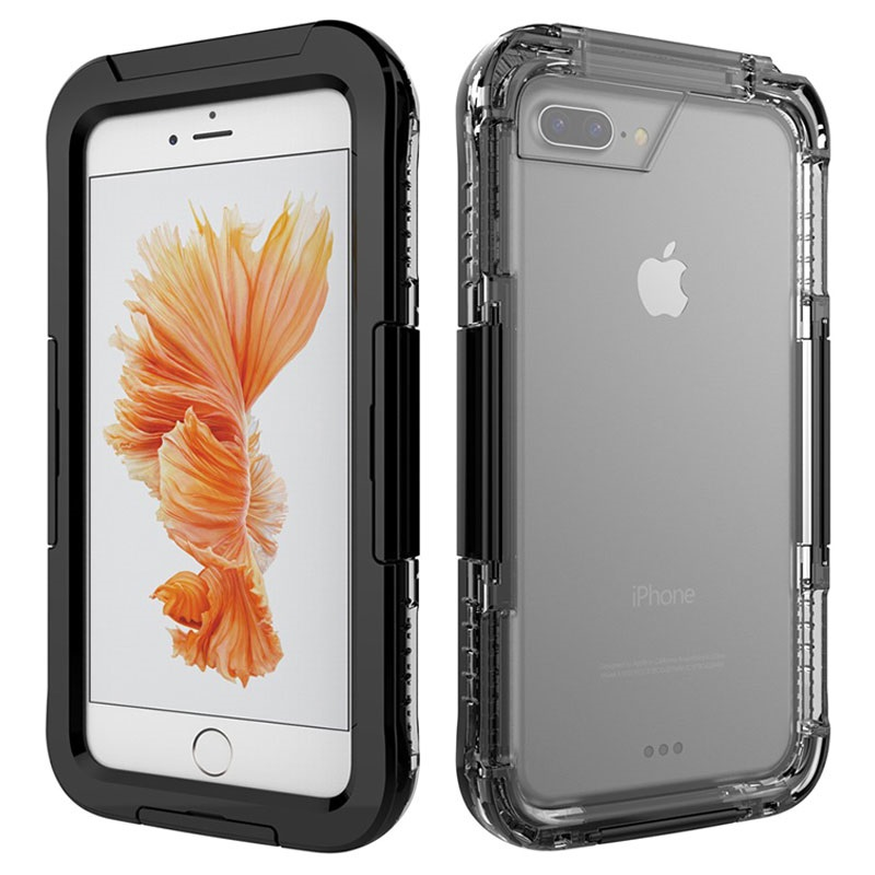 low priced d54b2 eb496 iPhone 7 Plus Waterproof Case