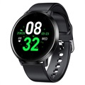 Waterproof Smartwatch with Heart Rate K12 - Black